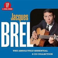 Jacques Brel - The Absolutely Essential 3 CD Collection