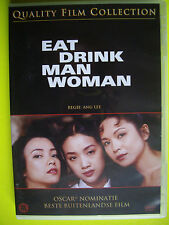 DVD    EAT DRINK MAN WOMAN   film de  ANG LEE  en V.O sous titre Francais