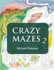 Crazy Mazes by Peterson, Michael -Paperback