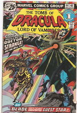 Tomb of Dracula #44 (1976) FR/GD
