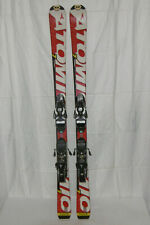 "ATOMIC SKI "" RACE:7 "" TOP JUNIOR ALLROUND CARVER 130 CM + BINDUNG"