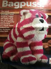 Alan Dart Bagpuss Toy Knitting Pattern