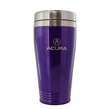 Acura Purple  Stainless Travel Mug