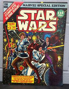 Marvel Special Edition Star Wars (1977 Marvel/Whitman) Treasury 3 - High Grade