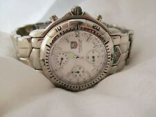 Tag Heuer Swiss Made Watch WR 200M Sapphire Crystal Professional Stainless Steel