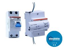 ABB Salvavita differenziale con modulo di riarmo restart automatico dopo fulmine