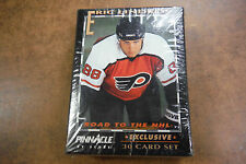 1992 Pinnacle By Score Hockey Eric Lindros Road To The NHL 30 Cards Sealed jhm
