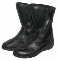 """>>> """" OXTAR """" Herren- Motorradstiefel / Stiefel / Boots in schwarz Gr. 43"""