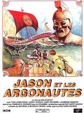 Affiche 60x80cm JASON ET LES ARGONAUTES /…AND THE ARGONAUTS 1693 REEDITION