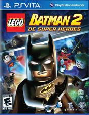 LEGO Batman 2: DC Super Heroes (PSVITA) - NEW - FREE SHIPPING™