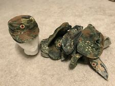 German Military/Army Hat (All Sizes) FLECKTARN CAMO FIELD CAP Camouflage