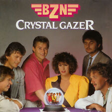 BZN - Crystal gazer 12TR CD 1989 POP Volendam Jan Keizer RARE!