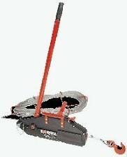 BIG HAUL 4WD OFF ROAD 2,500 KG HAND WINCH 4x4 RECOVERY + FREE METRO DELIVERY