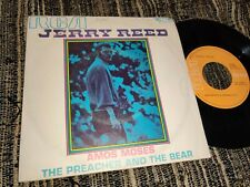 "JERRY REED Amos moses/The preacher and the bear 7"" 45 1971 RCA Victor *SPAIN*"