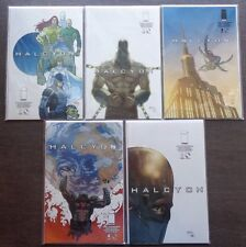 Halcyon #1-5 ~ Guggenheim & Butters Story ~ 2010 (9.0) WH