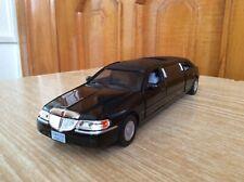 LINCOLN TOWN 1999 Car STRETCH Limousine 1:38 scale KiNSMART  metal car