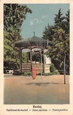 B11317 Romania Buzias Pavilionul de muzica buziasfurdo timis romania