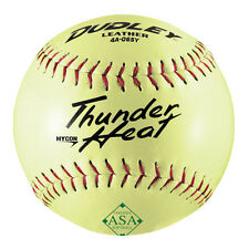 "Dudley® Thunder Heat HyCon 12"" Asa-Approved Softballs (1 Dozen)"