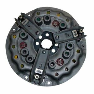 2712-6100 Fits Farmtrac Clutch Plate Double 35; 45; 60