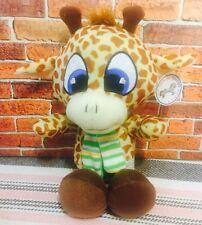 "Adorable BABY GIRAFFE 16"" Caravan Softoys Plush Stuffed Animal April Annabell"