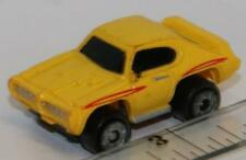 MICRO MACHINES PONTIAC 1968 GTO # 6 AWESOME ULTRA RARE
