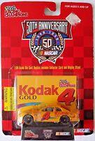 NEW RACING CHAMPIONS KODAK GOLD #4 CHEVY NASCAR 50TH ANNIVERSARY EDITION (F)