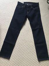 NEW Boys/Mens Dark Wash Hollister Skinny Jeans Size W29 L 30