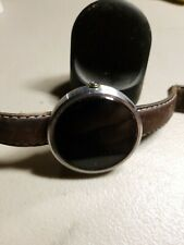 Motorola Moto 360  Smartwatch for Android - Dark Metal (1st Generation) for part