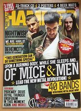 Metal Hammer April 15 268 OF MICE & MEN,We Are Harlot,Cancer Bats,JUDAS PRIEST
