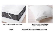 IKEA- LUDDROS- PILLOW- MATTRESS- PROTECTOR COVER- AVAILABLE IN ALL SIZES