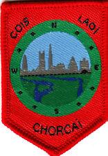 Boy Scout Badge Cork COIS LAOI CHORCAI Scouting Ireland