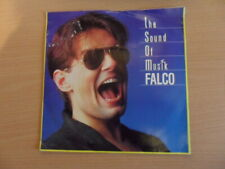 "FALCO THE SOUND OF MUSIK    7""  VINYL"