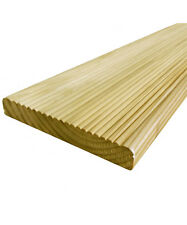 More details for decking boards 118 x 19mm  - tanalised pressure treated timber - garden