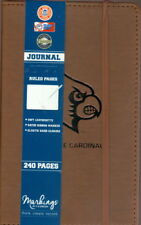Markings By C.R. Gibson ~ Louisville Cardinals Faux Leather Journal ~ See Descrp