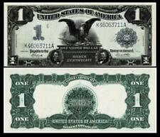 1899 $1 BLACK EAGLE SILVER CERTIFICATE NOTE~~VERY FINE