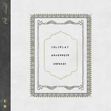 "COLDPLAY 'ORPHANS / ARABESQUE' 7"" VINYL (2019) (New & Sealed)"