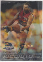 2005 SELECT HERALD SUN AFL LENTICULAR: MARK RICCIUTO #L1 ADELAIDE CROWS