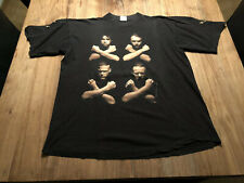 Metallica T-Shirt 1992 Tour - Birth School Metallica Death Vintage X-Large