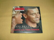 Eros Ramazzotti Duetto Con Tina Turner – Cose Della Vita CD Single