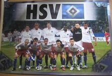 HSV Hamburger Sport Verein Plakat Poster NICHT SIGNIERT! ORIGINAL