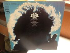 Bob Dylan: Greatest Hits/Vinyl LP/1967/Columbia/Stereo/Poster Included/VG Cond.