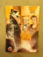 Train Invisible Man Topps Universal Monsters (1991) 1 trading card: #37