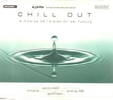 CHILL OUT MOBY GARNIER CD Single Techno HOUSE DANCE MAX MUSIC ARCADE
