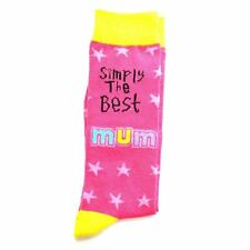 Simply The Best Mum Birthday Christmas Mothers Day Gifts Present Socks