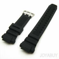 PU Ruber Watch Band Wristwatch Strap for Casios Watch GW-3500B GW-3000B G-1200B