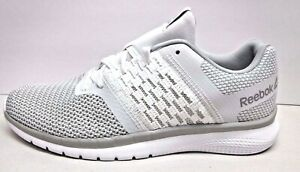 Reebok Size 9.5 White Light Weight Running Sneakers New Womens Shoes