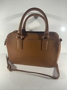 Laura Ashley Brown Leather Shoulder Hand Bag