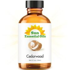 Cedarwood (Large 4 ounce) Best Essential Oil FREE SHIPPING