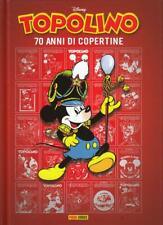 Disney TOPOLINO 70 ANNI DI COPERTINE panini comics 2019