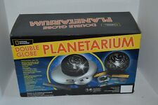 National Geographic Double Globe Planetarium Set NG 84 -New